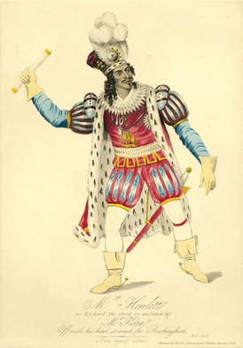 James Hewlett as Richard III