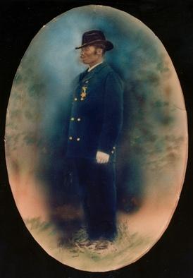 Portrait of Samuel Ballton