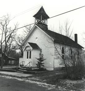 St. David AME Zion Church