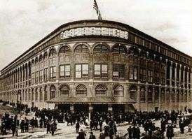 Historic View of Ebbets Field