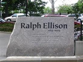 Current view of Ralph Ellison Memorial