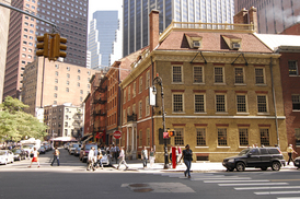 Current view of Fraunces Tavern