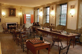 Fraunces Tavern - Long Room