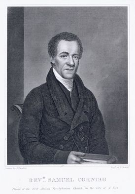 Rev. Samuel Cornish