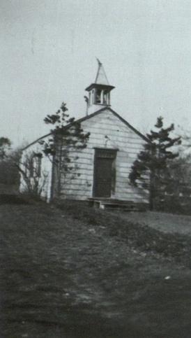 Chapel at Freetown