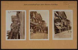 Historic view of E 125th Street & Madison Avenue