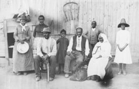 Harriet Tubman and Family