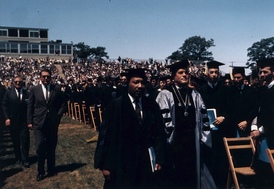 Martin Luther King, Jr. at Hofstra University