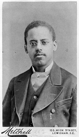 Lewis Latimer photograph