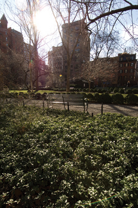 Gramercy Park today