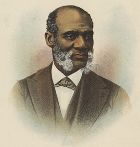 Portrait of Henry Highland Garnet